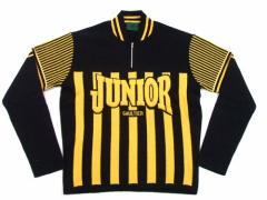 初期作品 Jean Paul GAULTIER ジャンポールゴルチエ サイクリングハーフジップニットセーター (ゴルチェ) 020885