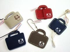 【新品】一澤帆布×KIRIN生茶 限定帆布バッグ型携帯ストラップ Sailcloth bag type cell phone strap いちざわはんぷ 022937