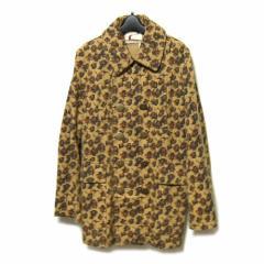 beauty:beast 名作 デジタル迷彩Pコート digital camouflage P-coat (ビューティー & and アンド ビースト) 029684