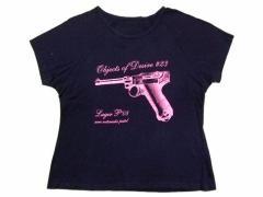 初期 beauty;beast 限定「ワルサーP38」Tシャツ Limitation Walther P38 T-shirt ビューティーアンドビースト and & 031367