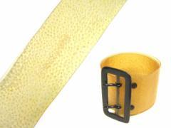 新品同様 beauty:beast「初期作品」クリヤーヘビーベルト clear PUNK heavy belt (ビューティー & アンド ビースト) 032824