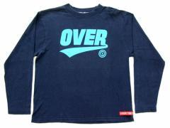 OVER THE STRIPES×RayBEAMS NIKE パロディーTシャツ Parody T-shirt オーバーザストライプス レイビームス ナイキ 034361【中古】