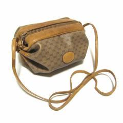 vintage old GUCCI マイクロモノグラム「キャンディー」ショルダーバッグ micro monogram candy shoulder bag (ヴィンテージ 034859