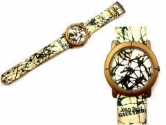難有 [SALE] Jean Paul GAULTIER ジャンポールゴルチエ スパイダーマーブルウォッチ (ゴルチェ 腕時計ブレスレット) 034909