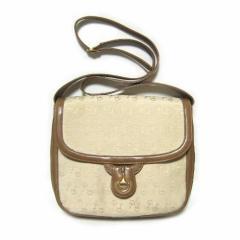 vintage old GUCCI ITALY クラシックビット柄ショルダーバッグ classic bit pattern shoulder bag (ヴィンテージ オールド 035505