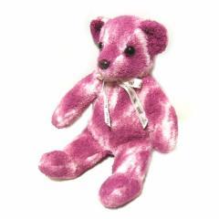 廃盤 Vivienne Westwood ピンクレオパードテディーベアー (クマ 熊 MAN マン ヴィヴィアンウエストウッド) 037028【中古】