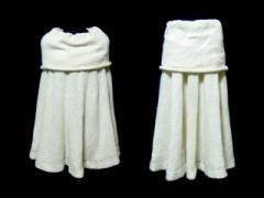 Ys ワイズ「3」ローゲージエスニックスカート・マントジャケット (山本耀司 Yohji Yamamoto ヨウジヤマモト) 038017