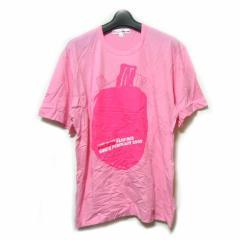 【新品】COMME des GARCONS PARFUMS 2000 バレンタイン Tシャツ (HOMME PLUS オム プリュス コムデギャルソン) 038375