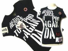 【新品】Anglomania Vivienne Westwood×Lee 限定 AR CHAOS ORB ドクロ Tシャツ (リー MAN マン ヴィヴィアンウエストウッド) 038508