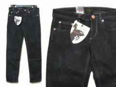 【新品】Anglomania Vivienne Westwood×Lee スリムデニムパンツ black slim denim pants (JEAN MAN マン アングロマニア リ 038751