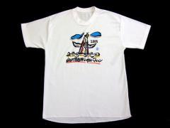 太陽の塔「岡本太郎」吹田万博 国際ふれあいマラソン2005 Tシャツ T-shirt EXPO70 大阪万博■