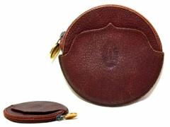 vintage old Cartier ロールド マストドゥカルティエ サークルウォレット Circle Wallet 小銭入れ 財布 ヴィンテージオールド 041479