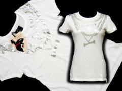 【新品】Anglomania Vivienne Westwood×Lee オーブTシャツ「XS S M」(リー MAN マン ヴィヴィアンウエストウッド) 041508