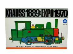【新品】デッドストック vintage EXPO70 大阪万博「KRAUSS17号」参加記念ポストカード (エキスポ ヴィンテージ) 043108