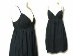 Hysteric Glamour ノースリーブボリュームワンピース (black sleeveless bolume one-piece) ヒステリックグラマー 044254