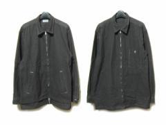 COMME des GARCONS HOMME コムデギャルソン オム 1998 製品染 リバーシブルネルシャツジャケット・ブルゾン 045970