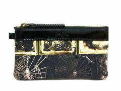 廃盤 Jean Paul GAULTIER ジャンポールゴルチエ グランジスパイダーポーチ (ゴルチェ 財布 バッグ) 046160