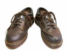 vintage Dr.Martens ヴィンテージ ドクターマーチン 英国製 UK3 オイルドレザーブーツ (靴シューズ) 046342