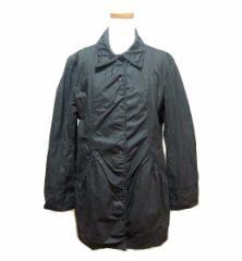 HIROKO BIS「KOSHINO」カッパリングミリタリーコート (ヒロコビス コシノ ブルゾン ジャケット) 047625