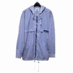 80s vintage NIGEL CABOURN マリンフーデッドモッズコート (ナイジェルケーボン ジャケット ブルゾン) 048793