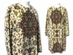 Kyoichi Fujita オリエンタルドレープワンピース (oriental drape one-piece) キョウイチフジタ 藤田恭一 048886