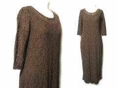clifford & wills USA シースルーストレッチドレスワンピース (seehrough strech dress one-piece) クリフォード アンド ウ4 049036