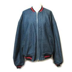 80s vintage BETTYS BLUE ベティーズブルー デニムスタジアムジャンパー (SHINJI ABE シンジアベ ブルゾン ジャケット) 049047【中古】