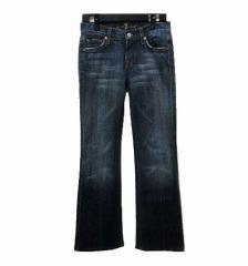 SEVEN 7 For All Mankind ベルボトムデニムパンツ (Bell-bottoms denim trousers) セブンフォーオールマンカインド 049071