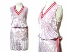 CHRISTIAN LACROIX グラフィティーシースルーワンピース (graffiti see-through one-piece) ドレス クリスチャン ラクロワ 049145
