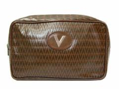vintage MARIO VALENTINO ITALY アンティークモノグラムセカンドバッグ (ヴィンテージオールド マリオバレンチノ) 049712