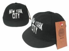 【新品】COOPERSTOWN BALL CAP CO. ニューヨークシティー1930 ウールベースボールキャップ 刺繍 (クーパーズタウン) 051733