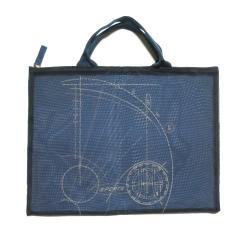 廃盤 Jean Paul GAULTIER ジャンポールゴルチエ アンティークプランメッシュバッグ (ゴルチェ 鞄カバン) 051877
