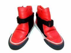 alife「37」ritefoot プロテクトレザースニーカー (Protection leather sneaker) エーライフ 053144