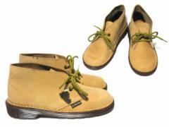 廃盤 英国製 vintage Dr.Martens ヴィンテージ ドクターマーチン「KIDS」チャッカーレザーブーツ (靴シューズ) 053916