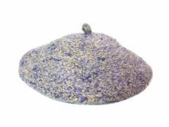 Select ITALY クラシックニットベレー帽子 (Classic knitting beret) セレクト ハット キャップ 054911