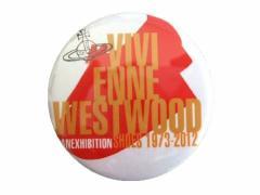 【新品】 Vivienne Westwood ヴィヴィアンウエストウッド シューズ回顧展 限定 缶バッチ (エキシビジョン MANマン) 056532