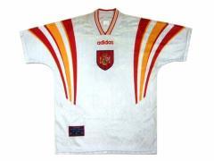 vintage adidas スペイン製 スペイン代表 ゲームシャツ (ヴィンテージ アディダス) 056682