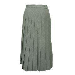 heliopole「36」クラシックプリーツロングスカート (Classic pleats long skirt) エリオポール 057095