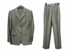 NEWYORKER「7AR」クラシックヘリンボーンセットアップスーツ (classic set up suit) ニューヨーカー ジャケット パンツ57 057334