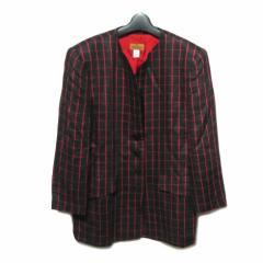 PRESTIGE ELEGANCE S.A.PARIS「36」エレガントマオカラージャケット (elegant jacket) エレガンス 057341