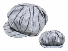 【新品】COOPERSTOWN BALL CAP CO. ベースボール キャップ ボストン スタイル ストライプ ウール (クーパーズタウン) 058309
