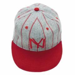【新品】COOPERSTOWN BALL CAP Co. クーパーズタウン ボールキャップ 1935 カスタム ニューヨークブラックヤンキース (帽子) 058419