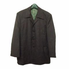 80s vintage 昭和レトロ 3Bチェスタージャケット (3B Chester jacket) ヴィンテージ ビンテージ ロング コート 059409