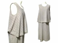 tricot COMME des GARCONS 1996 レイヤードチェックワンピース (layered one-piece) トリコ コムデギャルソン 059497