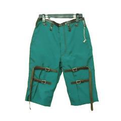 Shania Snokaut サイバーボンテージショートパンツ (Cyber bondage short pants) ハーフ 059837