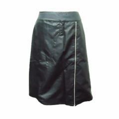 PATRICK COX wannabe パトリックコックス ワナビー「L」バイカージップスカート (フェイクレザー) 059873