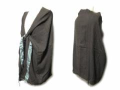ヨーガンレール「M」オリエンタルショール・ストール・マフラー (oriental shawl) JURGEN LEHL 草木染 絹 060525