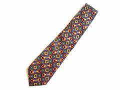 GUCCI ITALY Classic bit tie (グッチ イタリア製 クラシック ビット ネクタイ) 060582【中古】