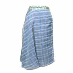 beauty:beast「M」Layered see-through winding skirt ビューティー ビースト レイヤードシースルー巻きスカート 061672