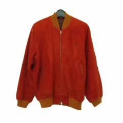 80s vintage Leather full zip jacket (80年代 ヴィンテージ レザーフルジップジャケット) ビンテージ 革 皮 ブルゾン ライ 061904